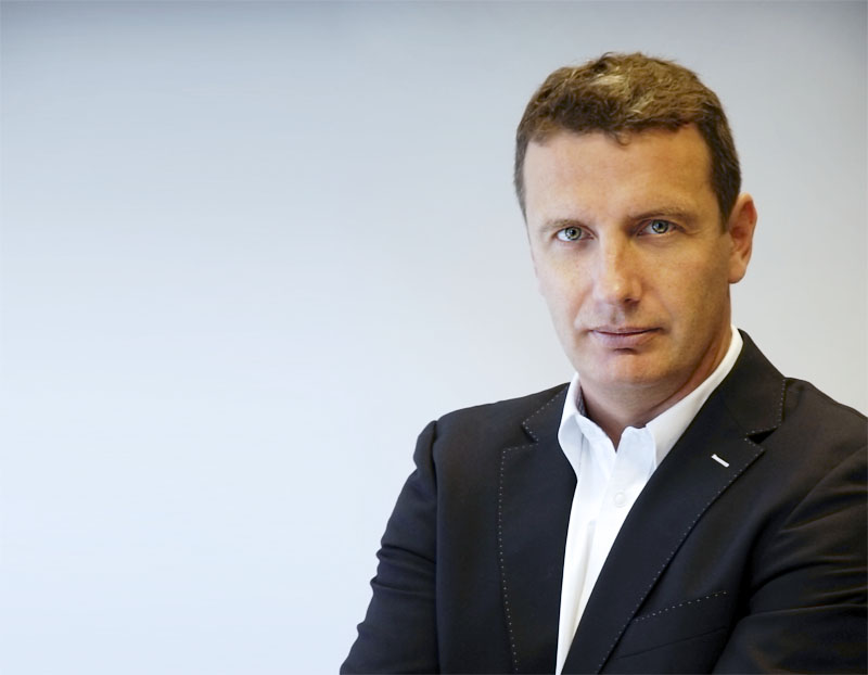 Piotr Pawlowski, wiceprezes OT Logistics SA