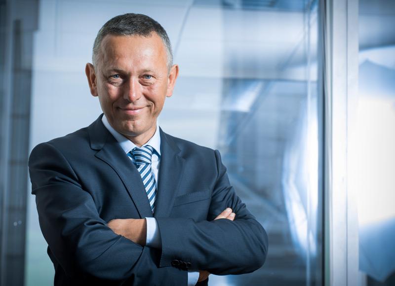 Zbigniew Nowik, prezes OT Logistics SA